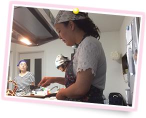 ママとベビーのための食事指導