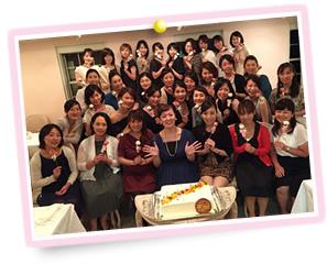開院4周年(まどかシャワーパーティ)2015.7.4