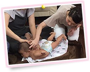 小児鍼教室